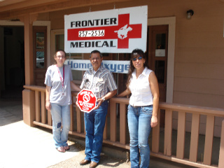 Frontier Medical Equipment, Inc